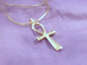 My little ankh.