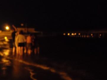 Aset Luminous at the Beach